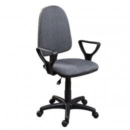 """Кресло """"Престиж"""" С-73 светло-серый"""