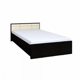 Амели 3 спальня Кровать  1400 б/о венге