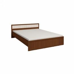 Милана (спальня) Кровать 2 1400 орех