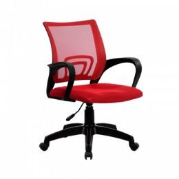 Кресло  SU-CS-9 красный