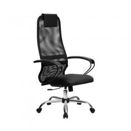 Кресло  S-BP-8 PI комплект черный