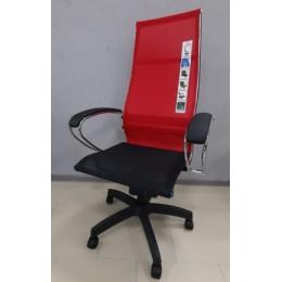 Кресло  S-BP-8 PI комплект красный
