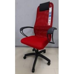Кресло  SК-1-BK PI Комплект 7 красный