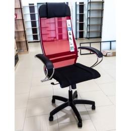 Кресло  SU-1-BK Комплект 3 красный
