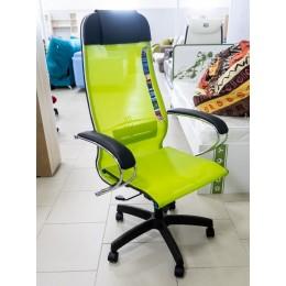 Кресло МЕТТА комплект 4 лайм/лайм