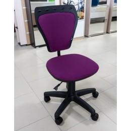 Кресло детское Министайл  GTS PL55  С-74 фиолетовый