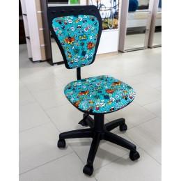 Кресло детское Министайл  GTS PL55  СМ-01 зеленый