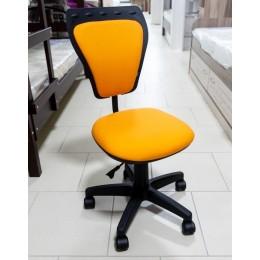 Кресло детское Министайл  GTS PL55  С-76 оранжевый