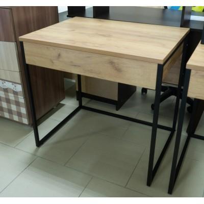 Лофт стол компьютерный тип 1 (черный/бунратти)