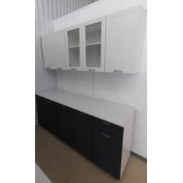 Кухня Севилья белый мат. 2,0м