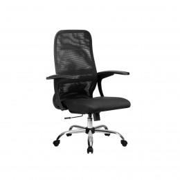 Кресло МЕТТА СР-8  черный