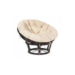 Кресло Папасан кофе (Д115)