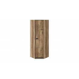 Пилигримм ТД-276.07.23 шкаф угловой (дуб каньон светлый, фон серый)