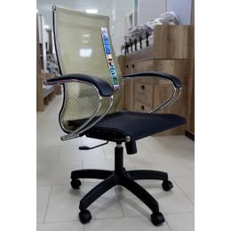 Кресло МЕТТА комплект 9 золотой ротанг