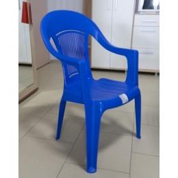 Кресло Венеция синий