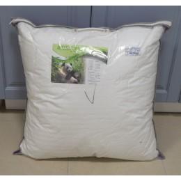 Подушка Бамбук 2-х камерная чехол сатин 70*70