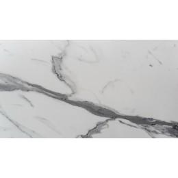 Панель 3000*600*6мм Мрамор белый