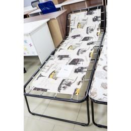 Кровать раскладная Надин  жесткая с407 (800*1900)