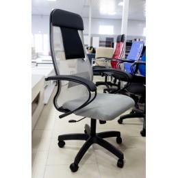 Кресло МЕТТА комплект 11 светло-серый