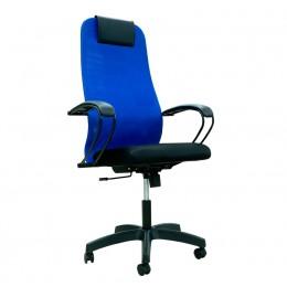 Кресло  S-BP-8 PI синий