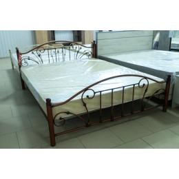 Кровать металлическая 160/200 медь