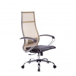 Кресло  SК-1-BK Комплект 7 золотой ротанг