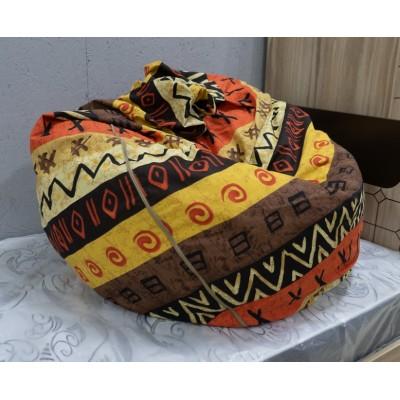 Пуфик мешок четырехгранный