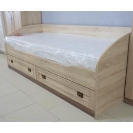 Боцман Диван-кровать дуб сонома