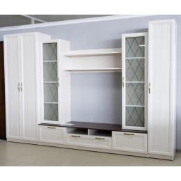 Гостиная Александрия ГА-01 Шкаф 2-х ств. для одежды 800*530*2200