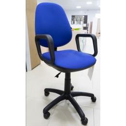 Кресло Комфорт GTP CPT PL62 С-14 черно-синий