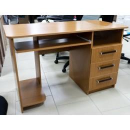 Стол компьютерный К-3 2100*600*760 дуб рустикальный