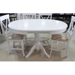 Стол обеденный Виол 900(1300) МДФ эмаль ПСА 56.01.06.05