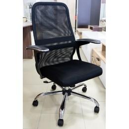 Кресло  SU-СМ-8 черный