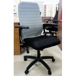 Кресло МЕТТА СР-10 светло-серый