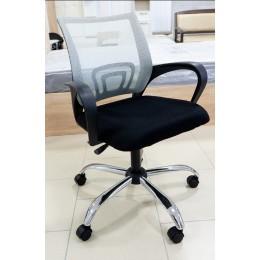 Кресло SU-CS-9P Ch светло серый