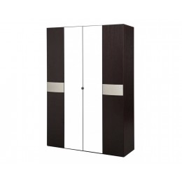 Амели 555 спальня Шкаф для одежды и белья венге