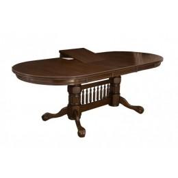 Стол деревянный раскладной NV-3411-EXT  орех антик