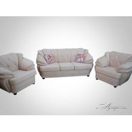 "Набор ""Император"" (диван + 2 кресла) фр. 3 кат."