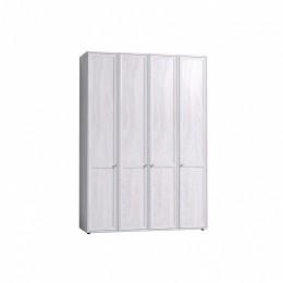 Паола 555 (спальня) Шкаф для одежды и белья ясень анкор светлый патина
